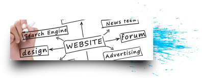Offers low cost programming and design services for every aspect of website development